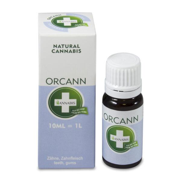 Orcann Enjuague Bucal 10 ml-0