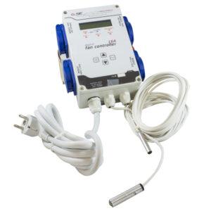 Controller 16A temperatura, humedad y presión negativa (sin USB)-0